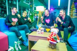 Minuni în Ajun de Crăciun în Oraşul Faptelor Bune din Bucureşti