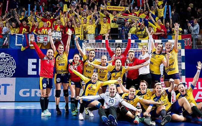 România a reuşit o victorie uriaşă la europenele de handbal. A zdrobit Norvegia!