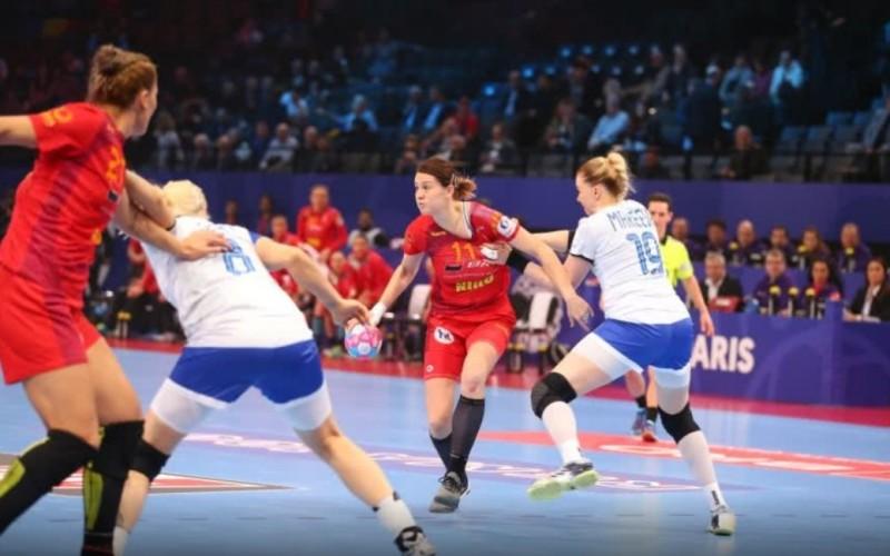 România, înfrângere usturătoare cu Rusia. Tricolorele au ratat calificarea în finala CE de Handbal