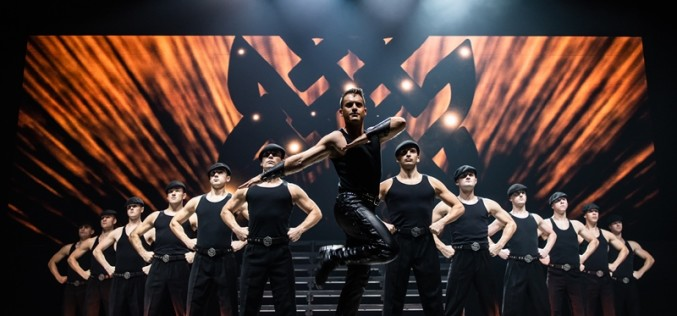 Lord of the Dance, show exploziv pe 22 iunie la Arenele Romane