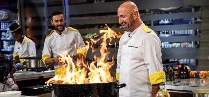 """Tensiune maximă între concurenți, la """"Chefi la cuțite"""". Iată motivul!"""