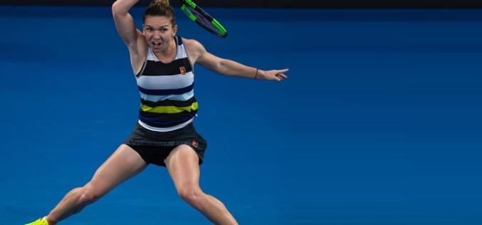 Simona Halep, calificare dificilă în sferturi de finală la turneul din Dubai