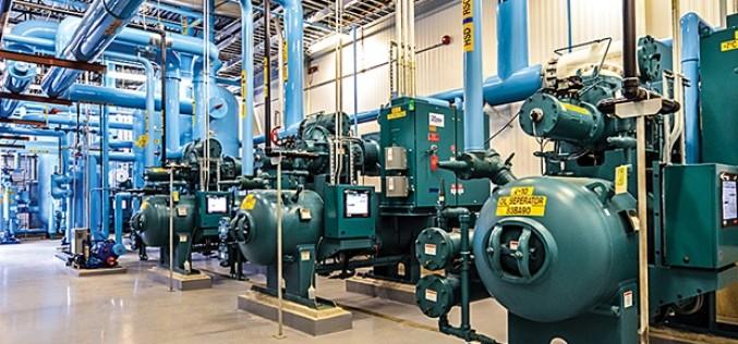 HVAC si instalatii frigorifice industriale