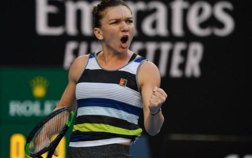 Simona Halep, victorie uriaşă la Doha. S-a calificat în finală!