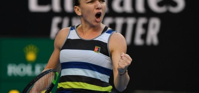 Simona Halep, victorie fabuloasă la Australian Open. A spulberat-o pe Venus Williams