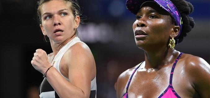 Venus Williams, deşi învinsă categoric de Simona Halep la Australian Open, americanca o ridică în slăvi pe româncă