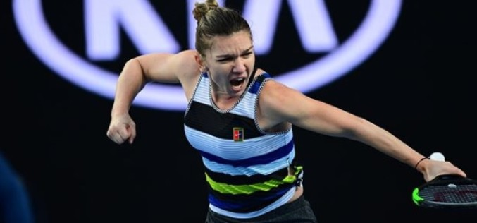 Simona Halep, înfrângere dramatică la Australian Open, în faţa legendarei Serena Williams