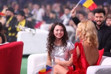 Laura Bretan, invitatul special al concertului susţinut de Placido Domingo jr. & friends, la Bucureşti