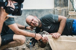 Accidentări pe bandă rulantă la filmările reality show-ului Asia Express