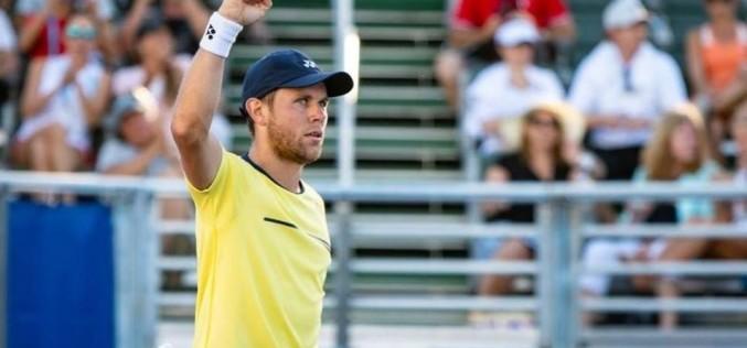 Radu Albot, victorie uriaşă în SUA, la turneul de la Delray Beach. L-a eliminat pe favoritul patru