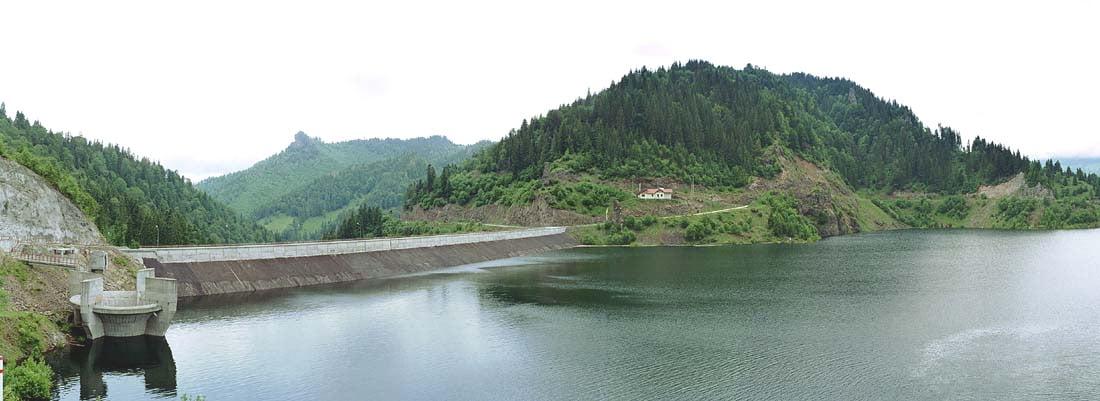010.2 Baraj Colibita Panoramic amonte 2000