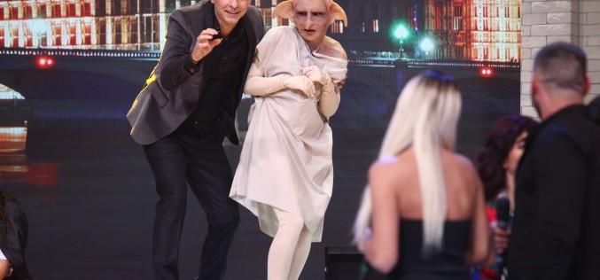 20.000 de euro costă masca Spiridușului Dobby. Personajul din filmul Harry Potter, vine la Scena misterelor