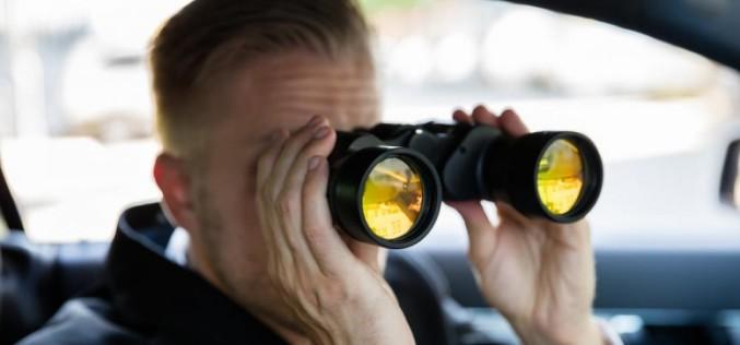Este legal să îi spionezi pe cei pe care îi bănuiești de diverse fapte?