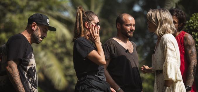 Cocuţa şi Bogdan, eliminaţi din reality show-ul Asia Express