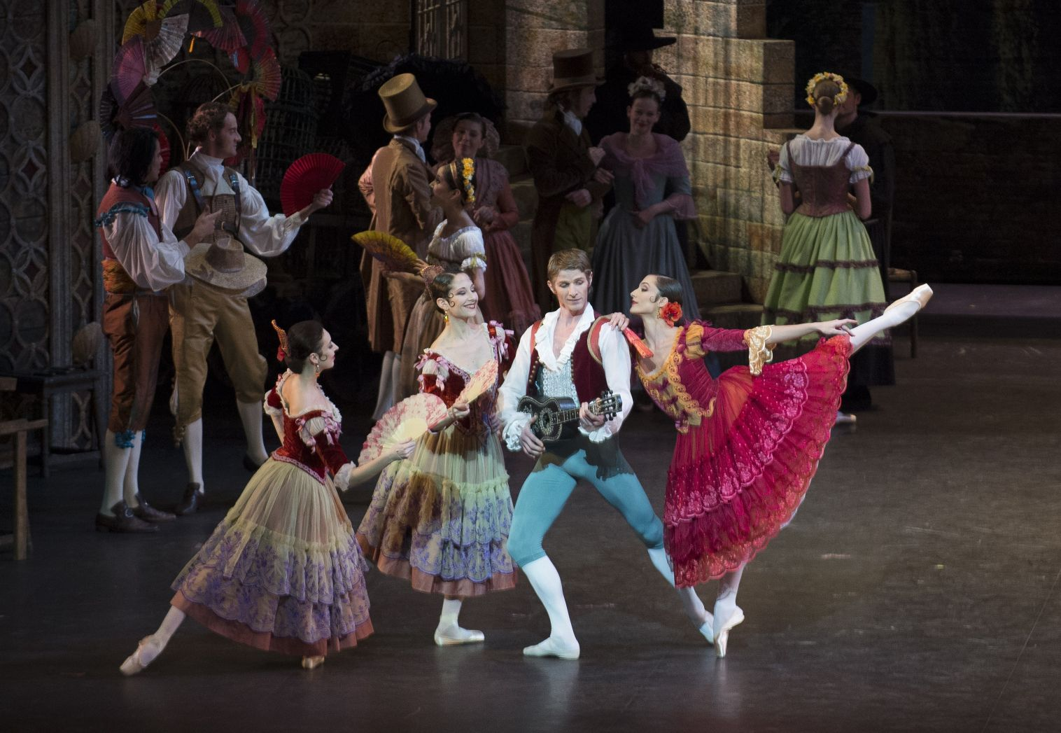 Don Quijote la Opera din Paris1