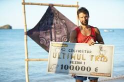 Mircea Zamfir a câştigat trofeul la reality show-ul Ultimul Trib difuzat de Antena 1