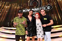 Antonia și Alex Velea, Cristina Ciobănașu și Vlad Gherman trebuie să ghicească celebritățile de la Scena misterelor