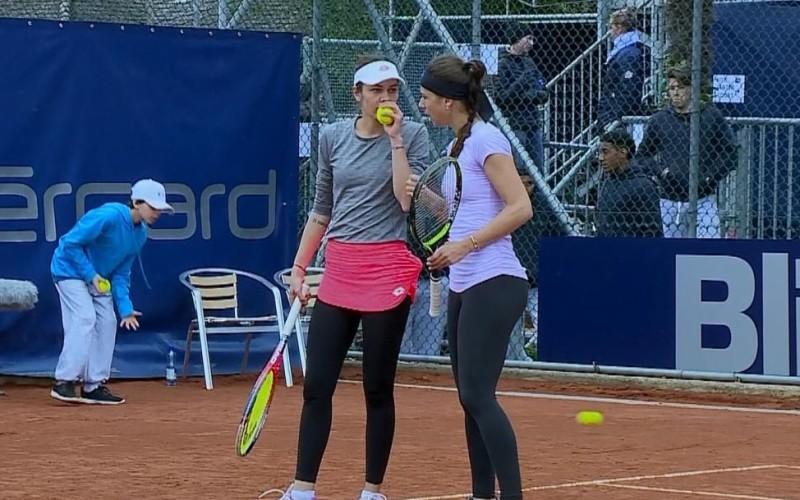 Sorana Cîrstea şi Andreea Mitu au cucerit turneul de dublu de la Lugano