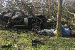 Imagini şocante cu Răzvan Ciobanu mort lângă maşină