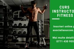 Iată cum poţi ajunge instructor de fitness