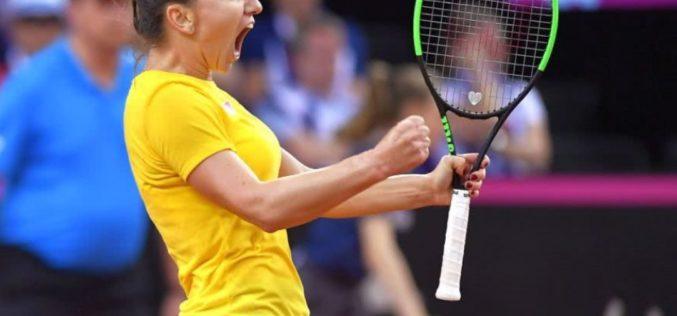 Simona Halep, victorie colosală la turneul din Madrid. Iată pe cine a spulberat în două seturi