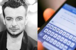 Iată SMS-ul trimis de Răzvan Ciobanu cu câteva minute înainte de a muri
