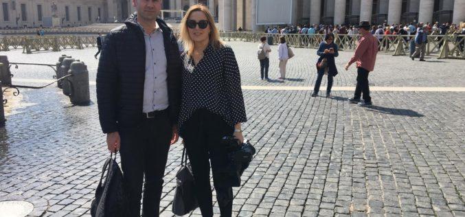 El este românul care ia prânzul cu Papa Francisc la Vatican