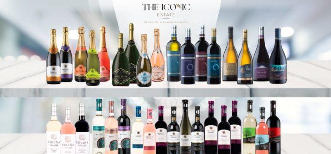Brandul de vinuri spumante THE ICONIC ESTATE, lansat oficial în România