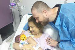 Simona Gherghe a născut un băieţel. Este al doilea copil al vedetei Antena 1