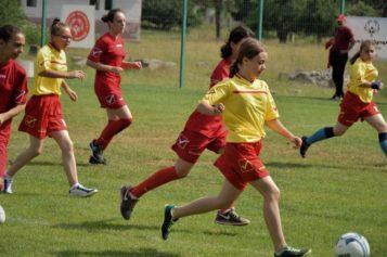 Sibiul găzduieşte Săptămâna Europeană a Fotbalului Feminin Special Olympics 2019