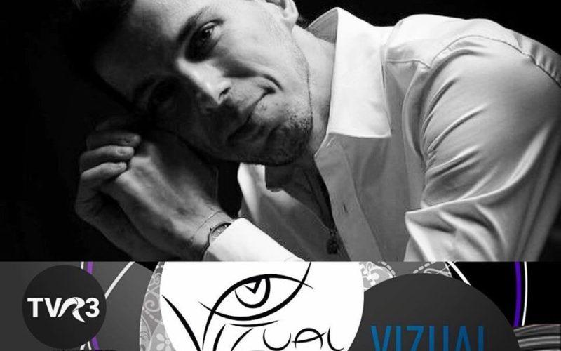 "Marius Constantinescu va modera emisiunea ""Vizual"" de la TVR 3"