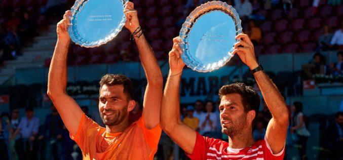 Horia Tecău, victorie colosală la Madrid. A cucerit turneul de dublu alături de olandezul Jean Julien Rojer