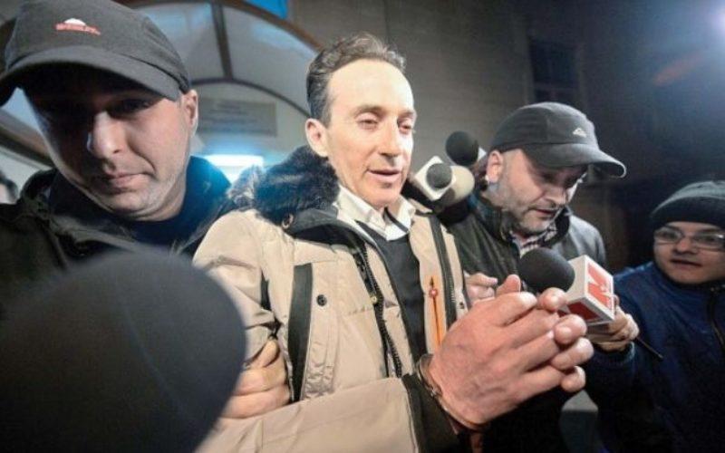 Radu Mazăre, încarcerat la Rahova. Fostul primar al Constanţei, extrădat din Madagascar
