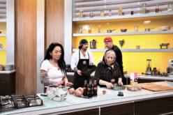 Ruby gătește cu bunica sa la Chefi la cuțite