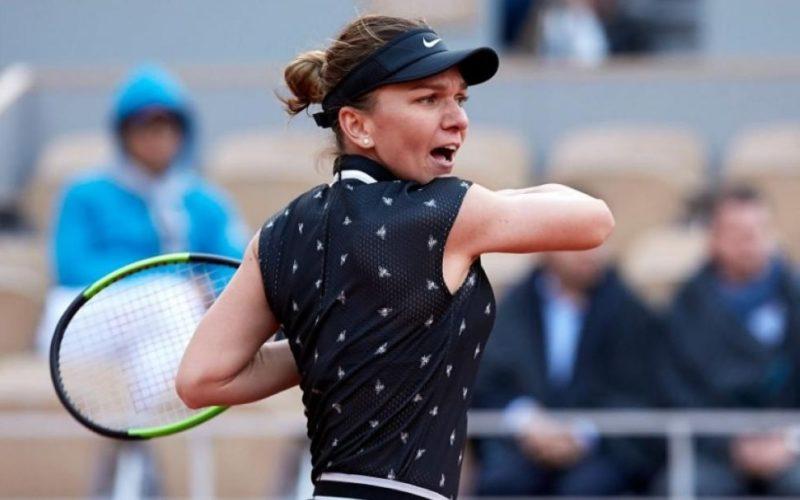 Simona Halep, bătută măr în sferturi la Roland Garros, de o puştoaică de 17 ani