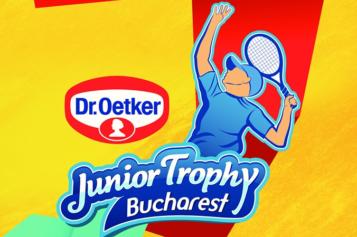 Dr. Oetker Junior Trophy a ajuns la a opta ediţie. George Cosac, ridică în slăvi competiţia