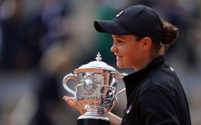 Ashleigh Barty, noua Regină de la Roland Garros
