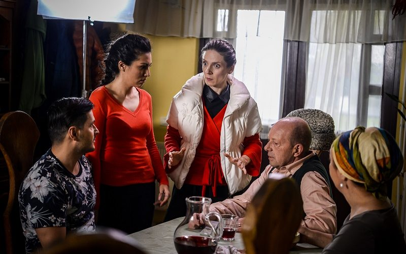 Nuntă ca-n povești în serialul Fructul oprit de la Antena 1