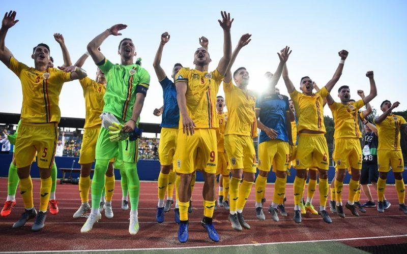 România, victorie istorică la Campionatul European de Fotbal U21. A spulberat Croaţia