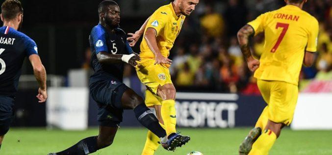 România, calificare istorică în semifinalele Campionatului European de Fotbal U21