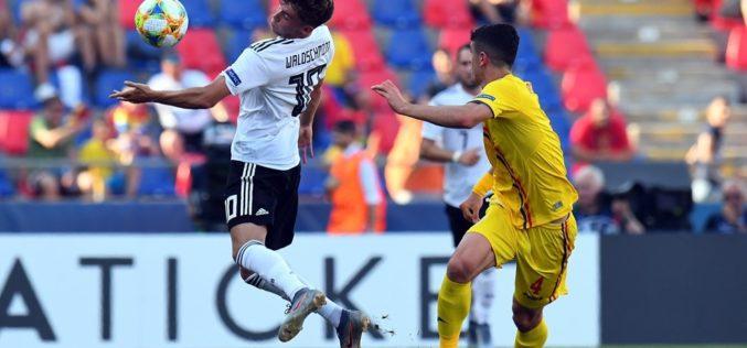Nemţii au spulberat visul tricolorilor. România, eliminată în semifinale la Euro 2019