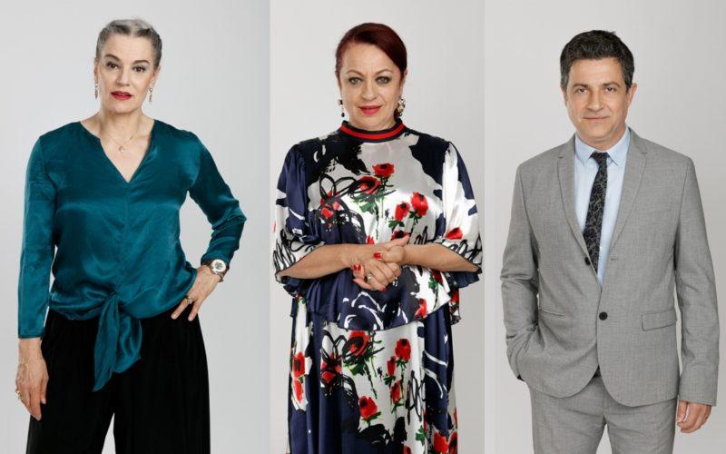"""Maia Morgenstern, Adriana Trandafir şi Mihai Călin vor juca în distribuţia serialului """"Sacrificiul"""" de la Antena 1"""