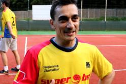 Marian Drăgulescu s-a apucat de fotbal. Joacă în naţionala jurnaliştilor