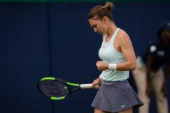 Simona Halep, victorie dramatică la Wimbledon. Românca s-a accidentat în timpul meciului