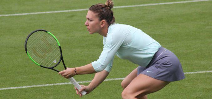 Simona Halep a spulberat-o pe Su-Wei Hsieh, în turul doi la turneul de la Eastbourne