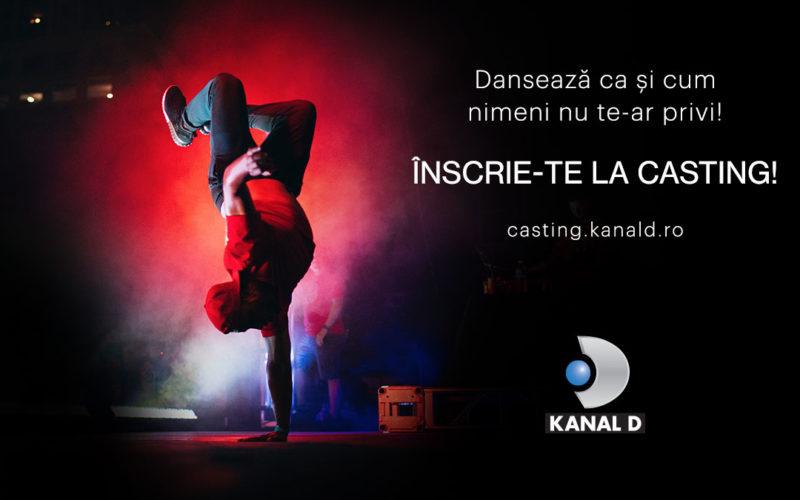 Kanal D pregăteste un show internaţional de anvergură – The Dance Floor