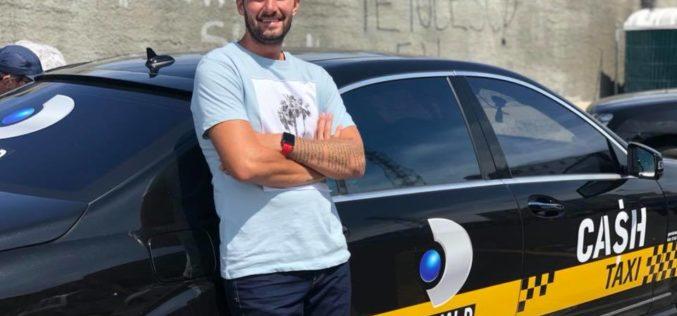 Cătălin Cazacu porneşte motoarele Cash Taxi la Kanal D