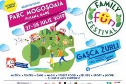 Family is Fun Festival! Copiii se distrează, părinții se relaxează!