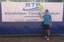 Claudiu Băluţă, la cel mai mare succes din circuitul RTP. A câştigat turneul RTP 500 GOLD CUP 2019