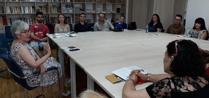 Profesorii de limba română din Voievodina-Serbia, instruiţi la cursurile de perfecționare de la Timișoara